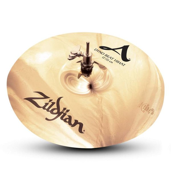 "Zildjian Zildjian Z40131 13"" Z Custom Dyno Beat Hi Hat"