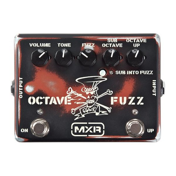Jim Dunlop Dunlop SF01 Slash Octave Fuzz