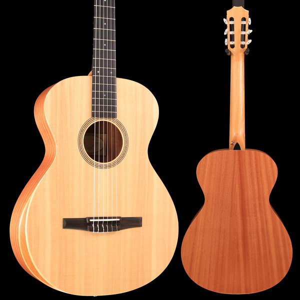 Taylor Taylor Academy 12-N Grand Concert Nylon String Acoustic - Natural S/N 2104309565 3lbs 11.6oz
