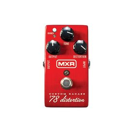 MXR Dunlop M78 MXR Badass Distortion
