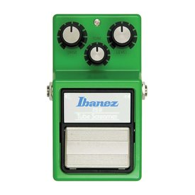Ibanez Ibanez TS9 Tube Screamer Overdrive Pedal - Demo