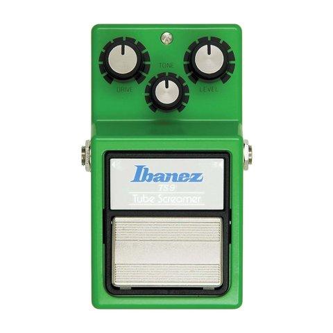 Ibanez TS9 Tube Screamer Overdrive Pedal - Demo