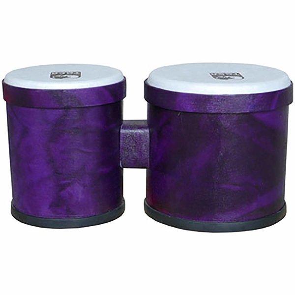 Toca NEW Toca Freestyle Bongos - Woodstock Purple