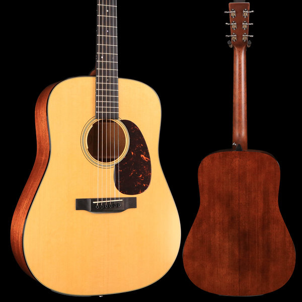 Martin Martin D-18E (LR Baggs Electronics) Standard Series (Case Included) S/N 2280430 4lbs 6.6oz
