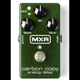MXR Dunlop M169 MXR Carbon Copy Analog Delay - Demo