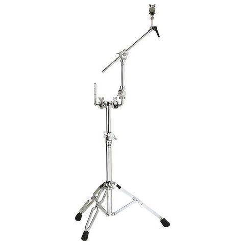 DW 9000 Series Heavy Duty Single Tom & Cymbal Stand