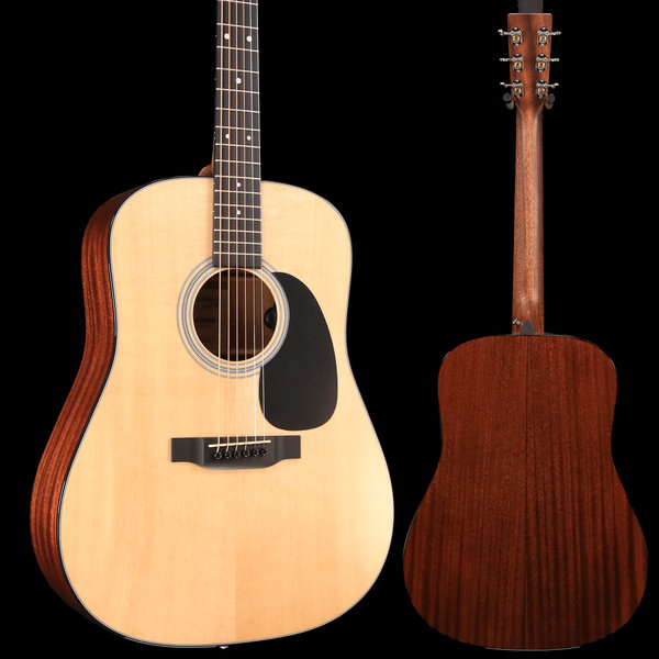 Martin Martin D-12E Road Series (Soft Shell Case Included) S/N 2288192 4lbs 13.1oz - Demo
