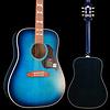 Epiphone EAHRBBNH3 Hummingbird Artist S/N 19022306553 4lbs 7.3oz