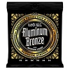2566 Ernie Ball Aluminum Bronze Acoustic Strings .012-.054 Medium Light
