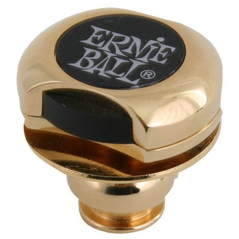 4602 Ernie Ball Super Strap straplock Lock GOLD