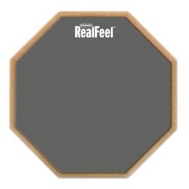 Evans RealFeel by Evans Practice Pad, 12 Inch