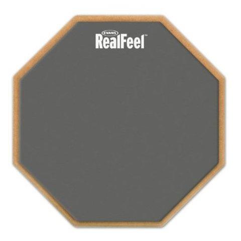 RealFeel by Evans Practice Pad, 12 Inch