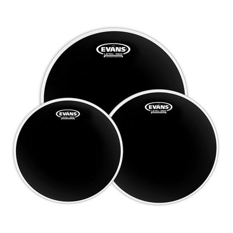 Evans Onyx 2-Ply Tompack Coated, Standard (12 inch, 13 inch, 16 inch)