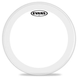 Evans Evans MS3 Clear Marching Snare Side Drum Head, 14 Inch
