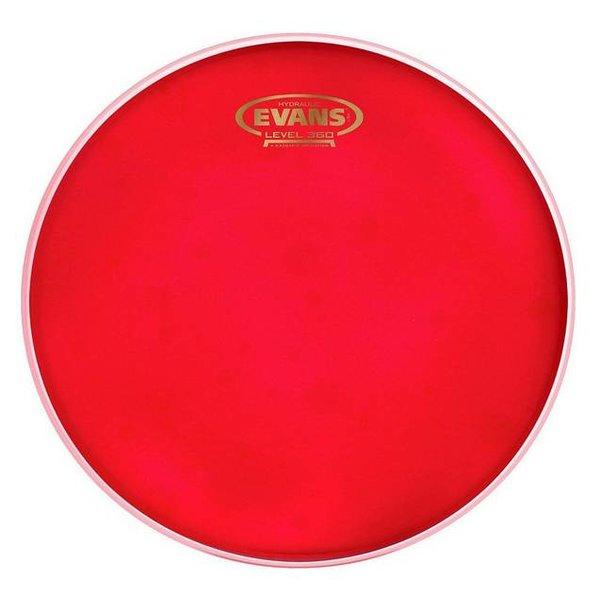 Evans Evans Hydraulic Red Bass Drum Head, 22 Inch