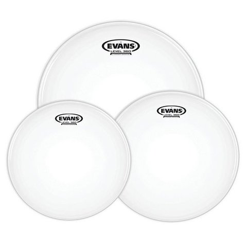 Evans G1 Tompack Coated, Fusion (10 inch, 12 inch, 14 inch)