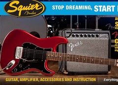 Electric Guitar Packages
