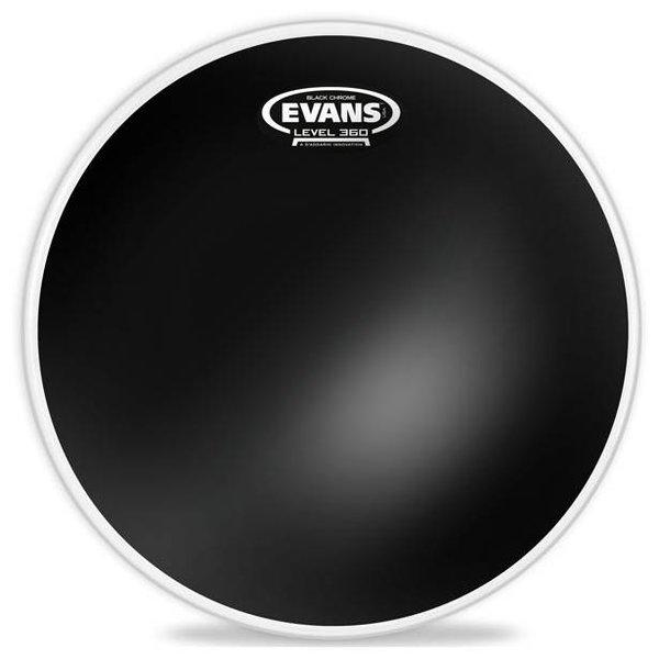Evans Evans Black Chrome Drum Head