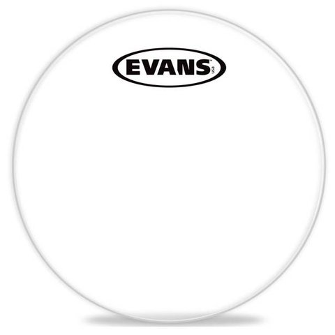 Evans Corps Clear Marching Tenor Drum Head