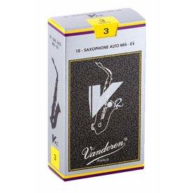 Vandoren Vandoren 10 V12 Alto Saxophone Reeds Strength 3