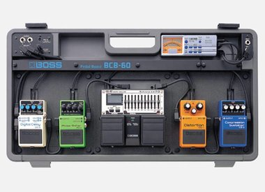 Pedal Boards