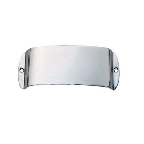 Vintage Precision Bass Pickup Cover, Chrome