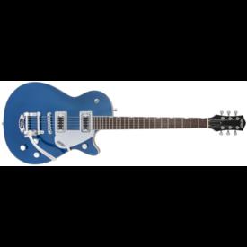 Gretsch Guitars Gretsch G5230T Electromatic Jet FT Single-Cut with Bigsby, Black Walnut Fingerboard, Aleutian Blue S/N CYG19011370