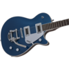 Gretsch G5230T Electromatic Jet FT Single-Cut with Bigsby, Black Walnut Fingerboard, Aleutian Blue S/N CYG19011370