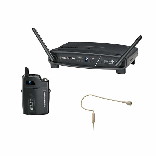 Audio Technica Audio-Technica ATW-1101/H92-TH Wireless Headworn Microphone System