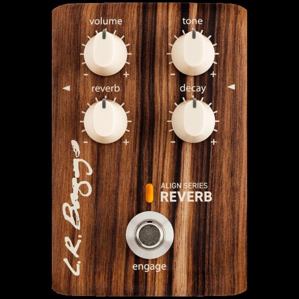 LR Baggs L.R. Baggs Align Series Acoustic Reverb Pedal