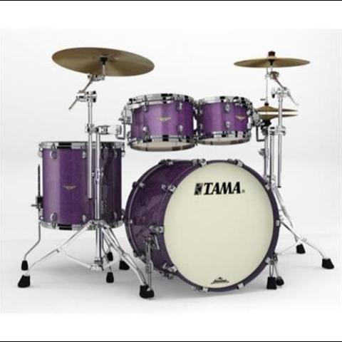 TAMA Starclassic Maple 4-piece shell pack Deeper Purple