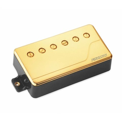 Fishman PRF-CHB-NG1 Fluence Classic Humbucker, Neck, Gold