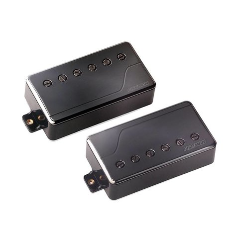 Fishman PRF-CHB-SB2 Fluence Classic Humbucker, Set, Black Nickel