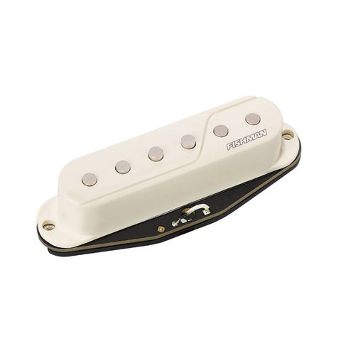 Fishman PRF-STR-WH1 Fluence Single Width Pickup for Strat, White