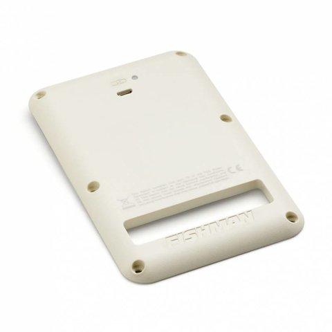 Fishman PRO-BPK-FSW Rechargeable Battery Pack for Strat, White