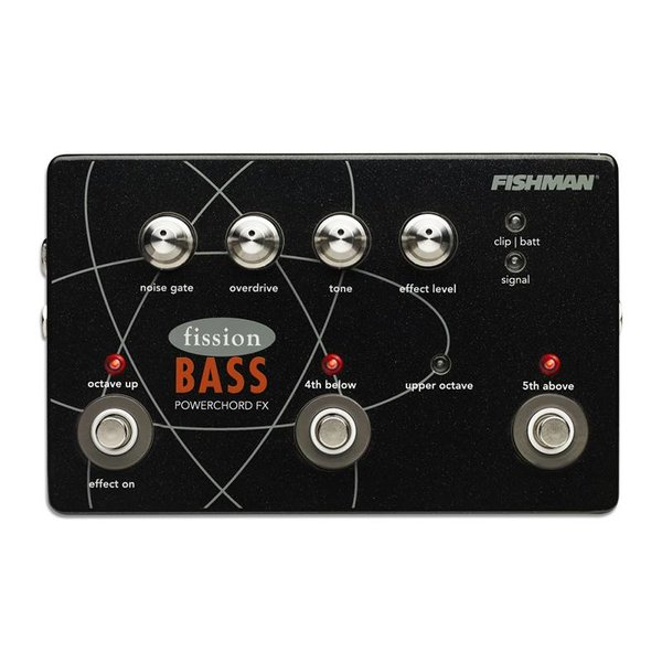 Fishman Fishman PRO-FSN-BAS Fission Bass Powerchord FX Pedal
