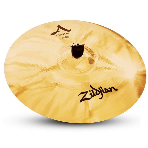 "Zildjian Zildjian A20517 19"" A Custom Crash Brilliant"