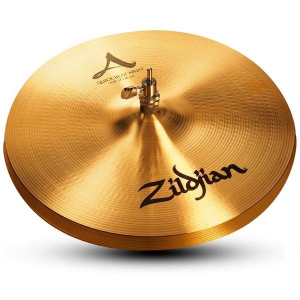 """Zildjian Zildjian A0150 14"""" Quick Beat Hi Hat-Pair"""