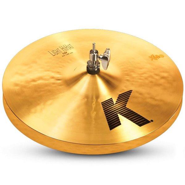 "Zildjian Zildjian K0814 14"" K Light Hi Hat - Bottom"