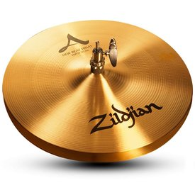 "Zildjian Zildjian A0131 13"" A Zildjian New Beat Hi Hat - Top"