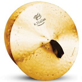 "Zildjian Zildjian K1032 17"" Pair K Constantinople Orchestral Special Selection W/"