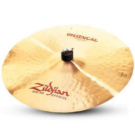 "Zildjian Zildjian A0621 20"" Oriental Crash Of Doom"