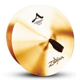 """Zildjian Zildjian A0447 18"""" Sym-Viennese Tone-Pair"""