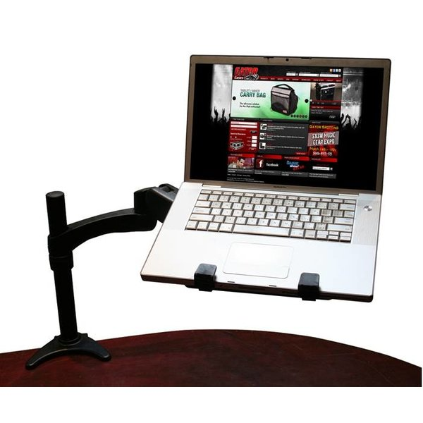 Gator Gator G-ARM-360-DESKMT Gator 360 Degree Articulating DJARM Desk Mount