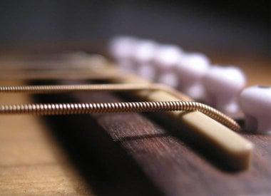 Acoustic Guitar Parts & Accessories