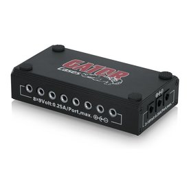 Gator Gator G-BUS-8-US Pedal Board Power Supply
