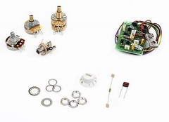 Electric Guitar Parts & Accessories