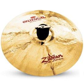 "Zildjian Cymbals Zildjian A0611 11"" Oriental Trash Splash"