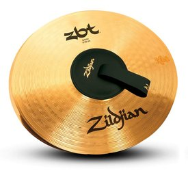 "Zildjian Zildjian ZBT14BP 14"" ZBT Band Pair"