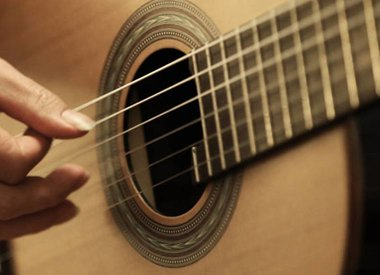 Classical, Nylon String Guitars